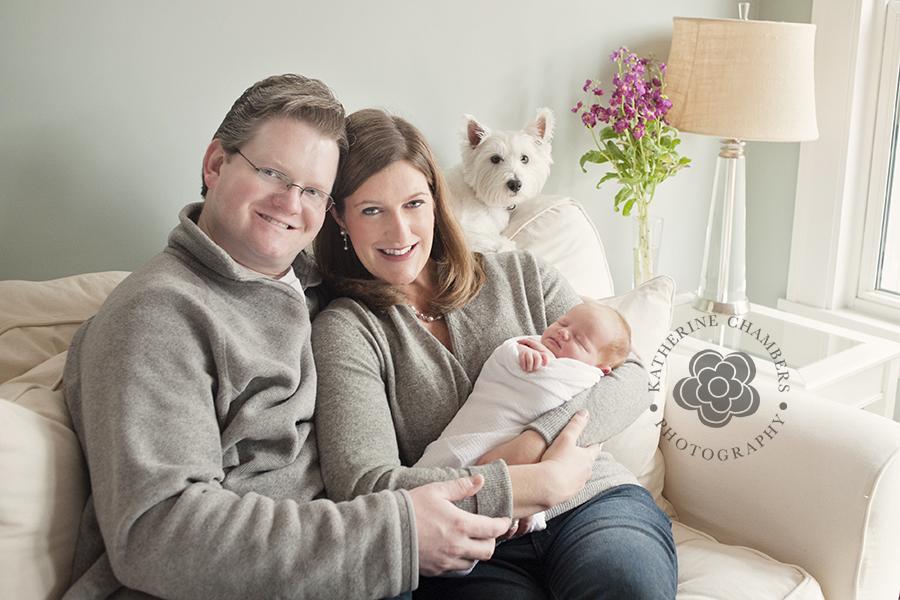 Cleveland newborn photographer, Katherine Chambers