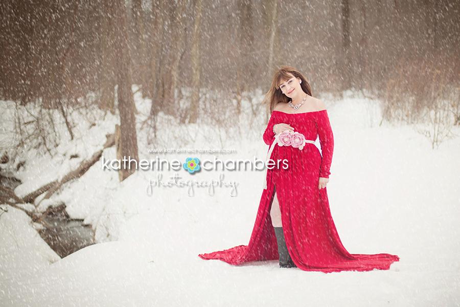 www.katherinechambers.com, Katherine Chambers Photography, Cleveland Maternity photographer, Winter maternity (9)