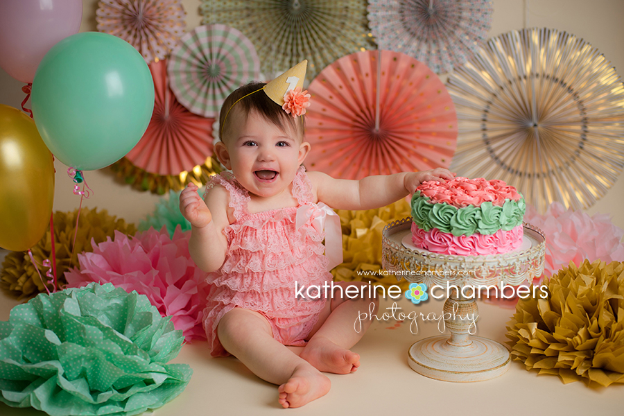 www.katherinechambers.com, Cleveland Baby Photography, Cleveland cake smash, Katherine Chambers Photography (4)