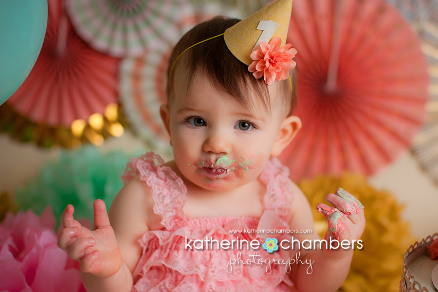 www.katherinechambers.com, Cleveland Baby Photography, Cleveland cake smash, Katherine Chambers Photography (5)