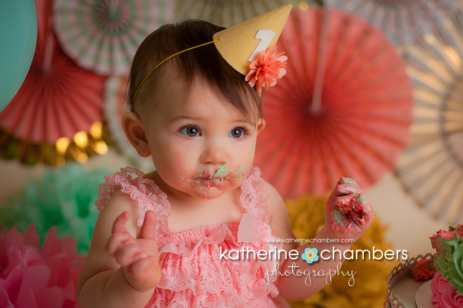 www.katherinechambers.com, Cleveland Baby Photography, Cleveland cake smash, Katherine Chambers Photography (6)