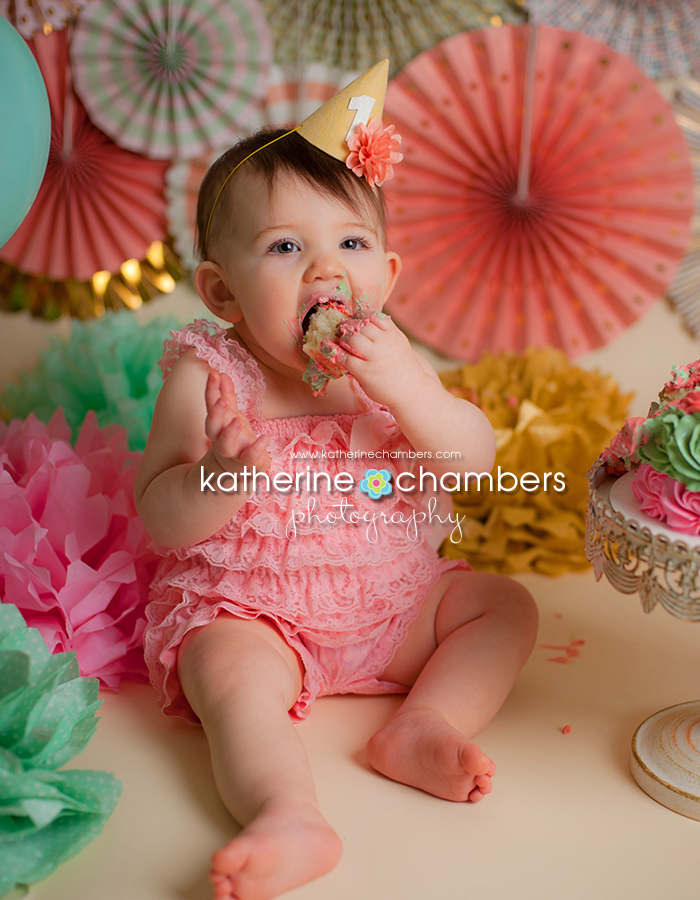 www.katherinechambers.com, Cleveland Baby Photography, Cleveland cake smash, Katherine Chambers Photography (7)