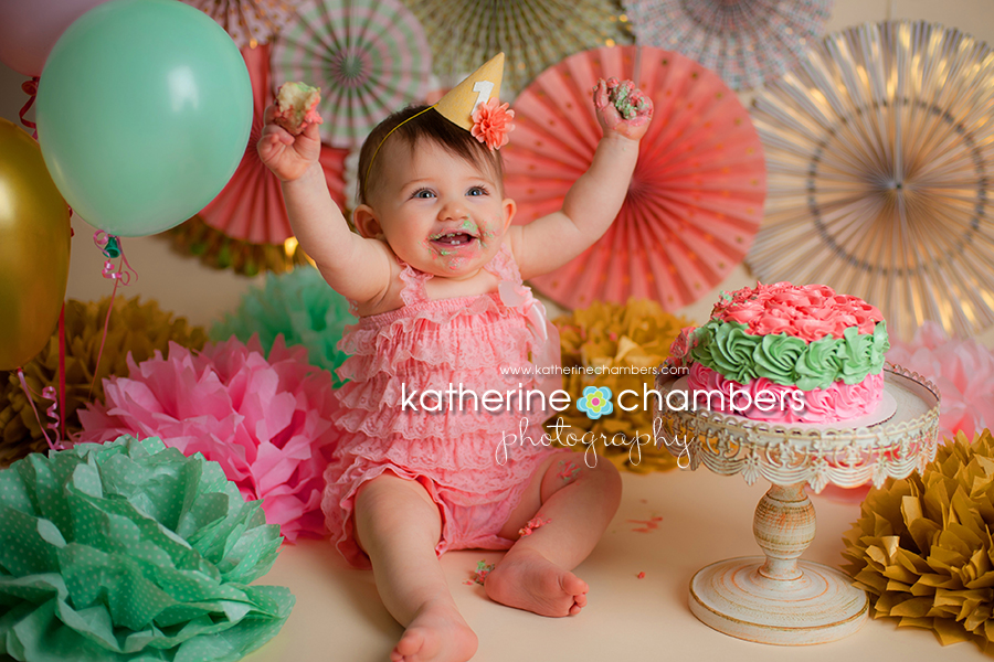 www.katherinechambers.com, Cleveland Baby Photography, Cleveland cake smash, Katherine Chambers Photography (8)