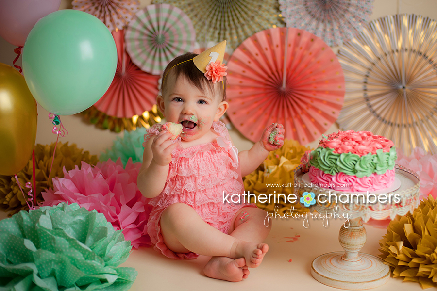 www.katherinechambers.com, Cleveland Baby Photography, Cleveland cake smash, Katherine Chambers Photography (9)