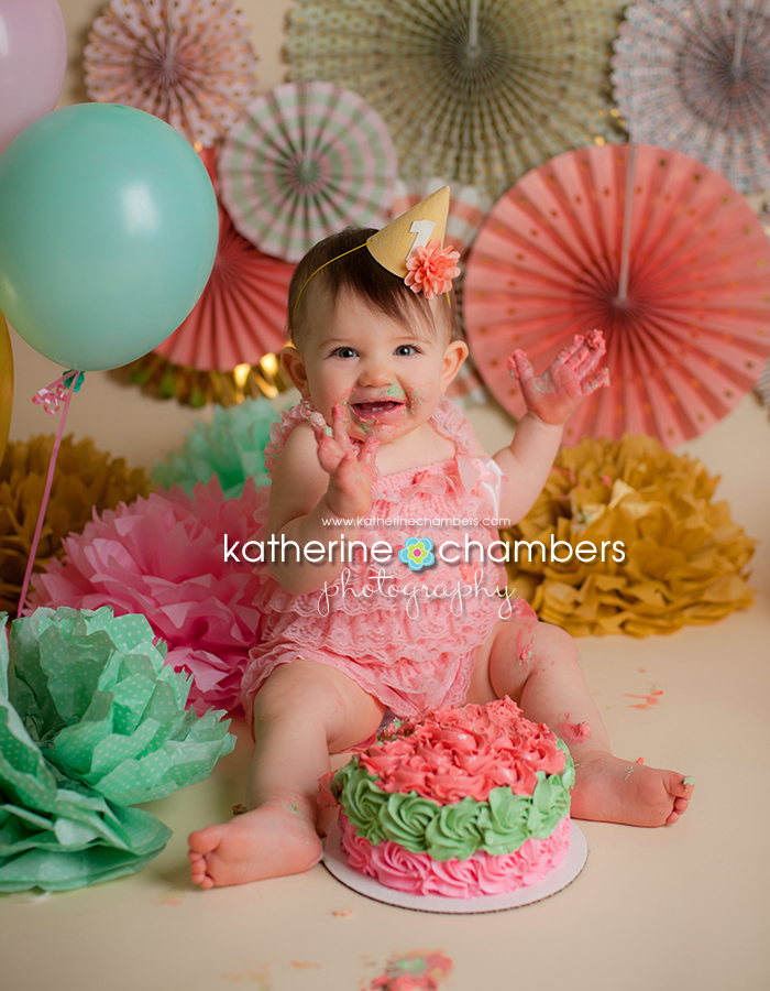 www.katherinechambers.com, Cleveland Baby Photography, Cleveland cake smash, Katherine Chambers Photography (10)