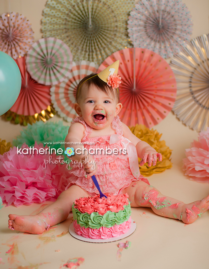 www.katherinechambers.com, Cleveland Baby Photography, Cleveland cake smash, Katherine Chambers Photography (11)