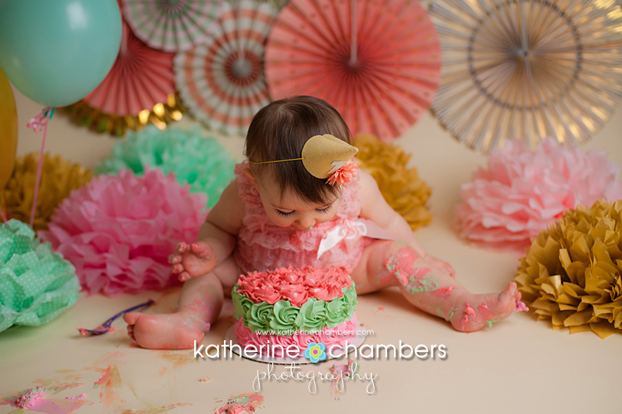 www.katherinechambers.com, Cleveland Baby Photography, Cleveland cake smash, Katherine Chambers Photography (12)