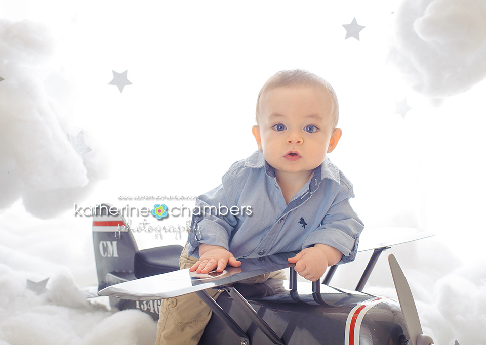www.katherinechambers.com, Katherine Chambers Photography, Cleveland baby photographer, airplane, valentine, baby boy (2)
