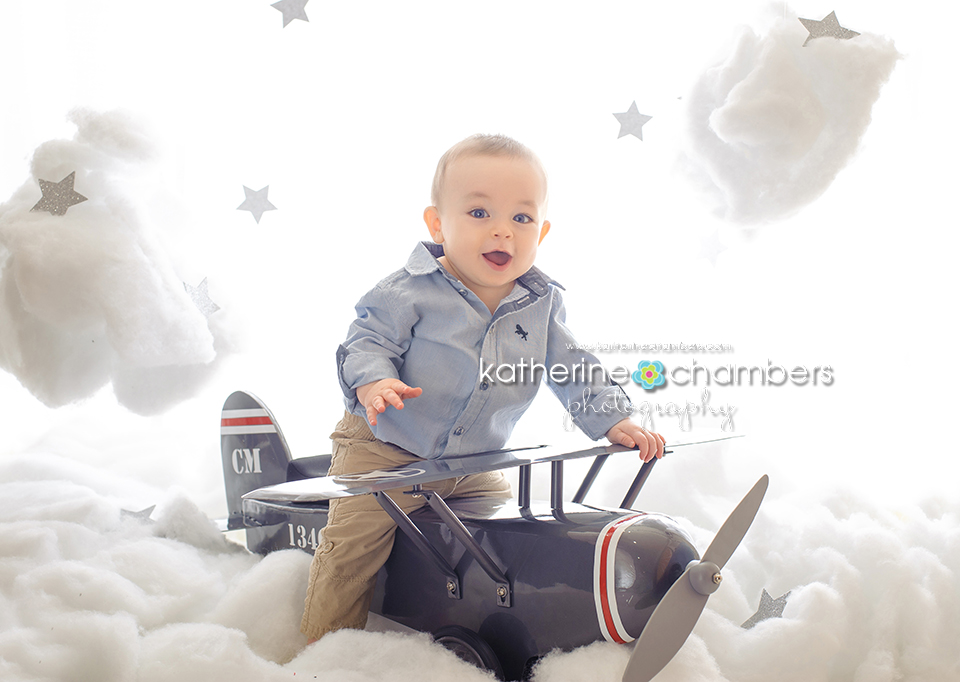 www.katherinechambers.com, Katherine Chambers Photography, Cleveland baby photographer, airplane, valentine, baby boy (1)