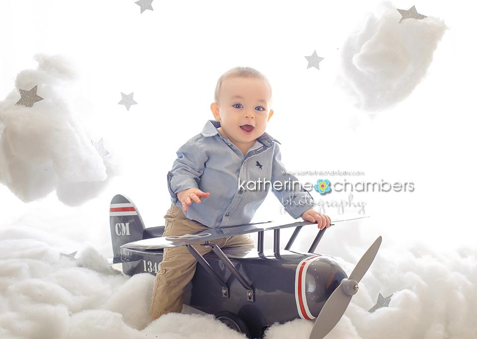 www.katherinechambers.com, Katherine Chambers Photography, Cleveland baby photographer, airplane, valentine, baby boy (1)