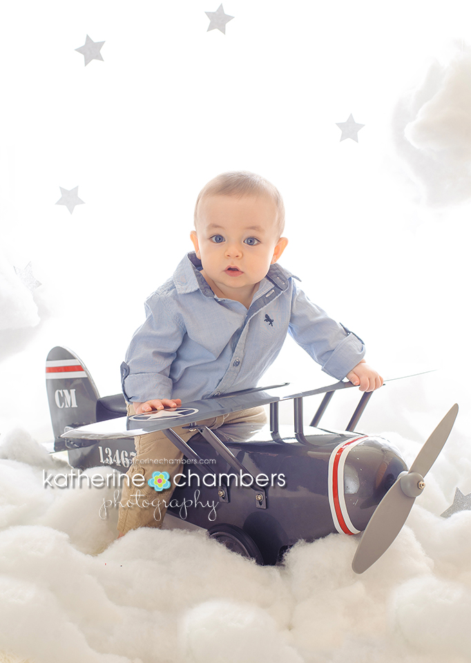 www.katherinechambers.com, Katherine Chambers Photography, Cleveland baby photographer, airplane, valentine, baby boy (6)