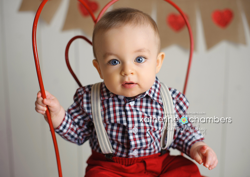 www.katherinechambers.com, Katherine Chambers Photography, Cleveland baby photographer, airplane, valentine, baby boy (7)