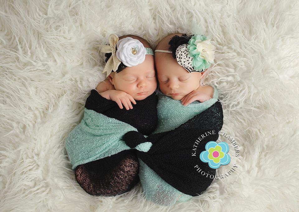 Cleveland Twin Newborn Photographer, Katherine Chambers Photography, www.katherinechambers.com (2)