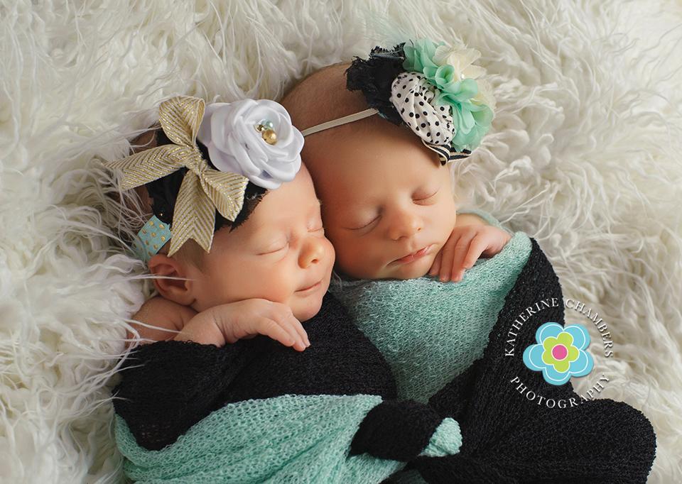 Cleveland Twin Newborn Photographer, Katherine Chambers Photography, www.katherinechambers.com (7)