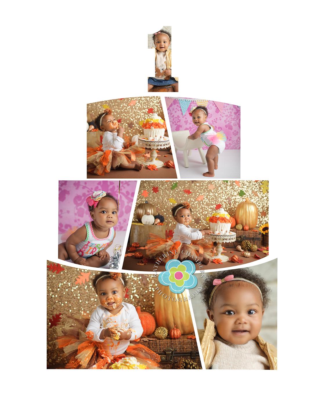 Katherine Chambers_cake collage
