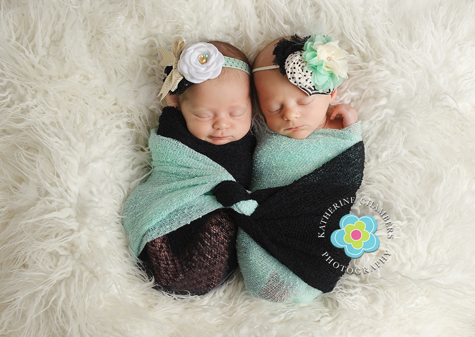 Cleveland Twin Newborn Photographer, Katherine Chambers Photography, www.katherinechambers.com (10)