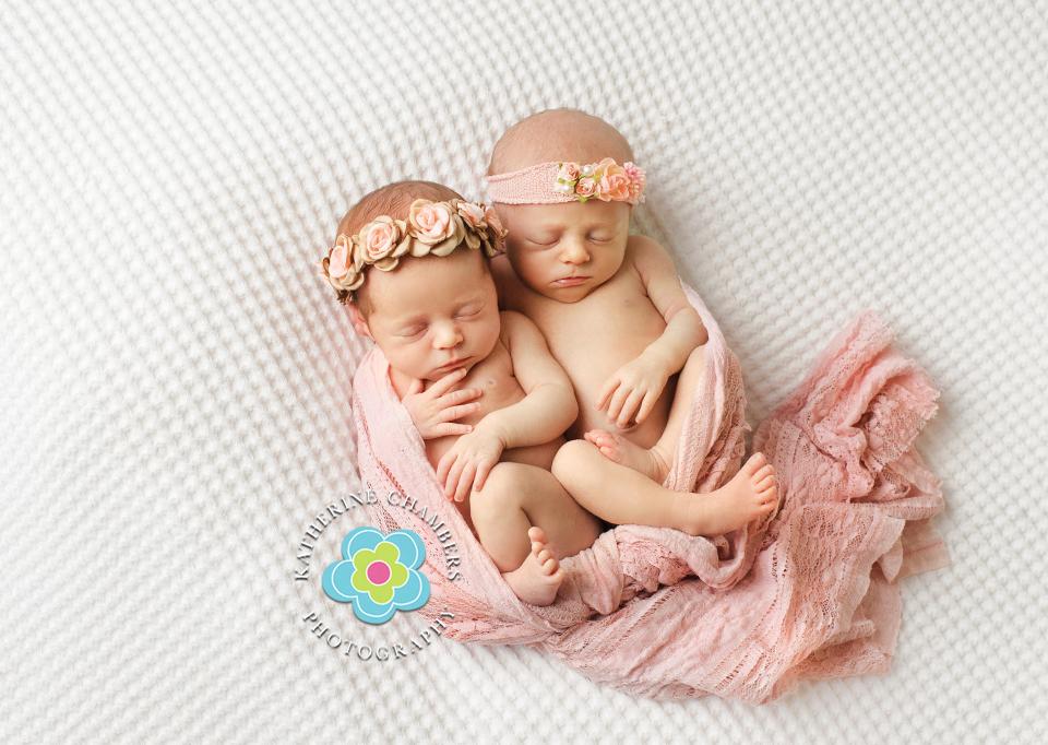 Cleveland Twin Newborn Photographer, Katherine Chambers Photography, www.katherinechambers.com (6)