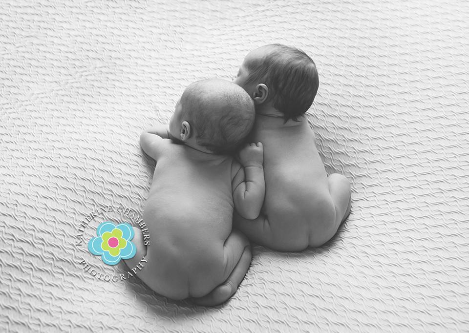 Cleveland Twin Newborn Photographer, Katherine Chambers Photography, www.katherinechambers.com (3)