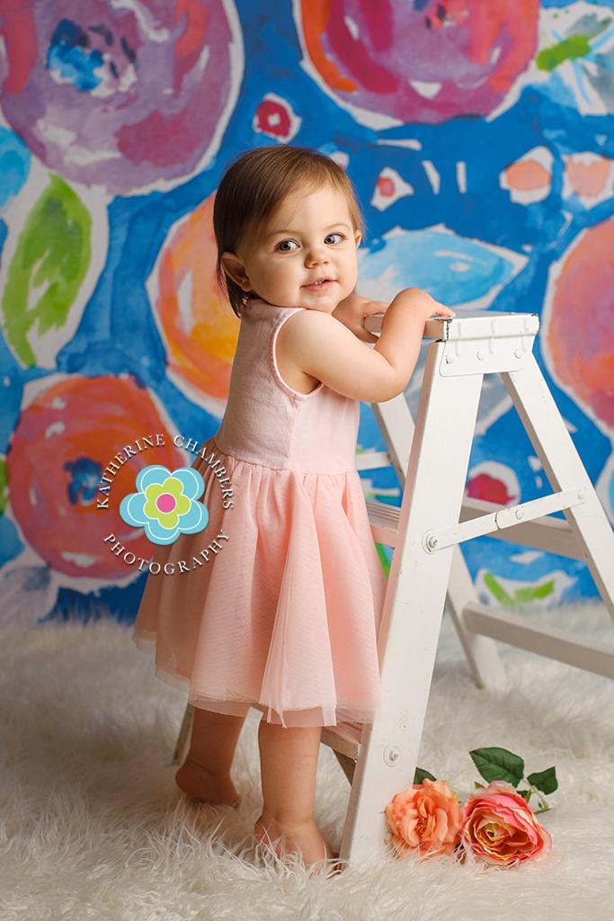 Westlake Baby Photography, Cake smash photographer, Katherine Chambers Photography (7)