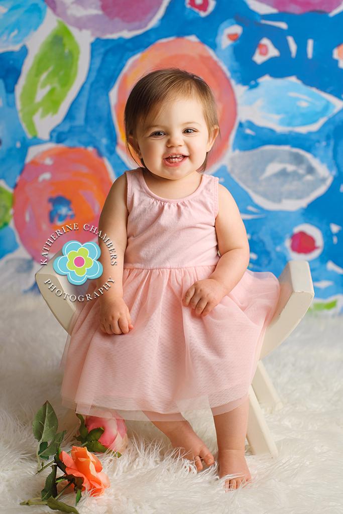 Westlake Baby Photography, Cake smash photographer, Katherine Chambers Photography (4)