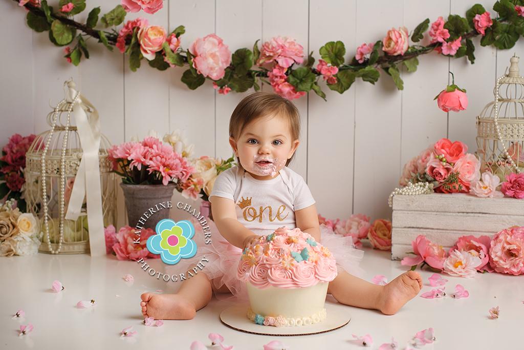 Westlake Baby Photography, Cake smash photographer, Katherine Chambers Photography (1)