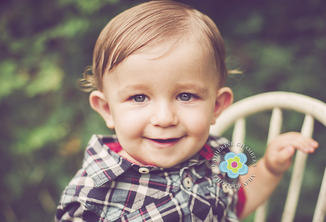 Cleveland Baby Photography | Cleveland Family Photographer | One Year Session