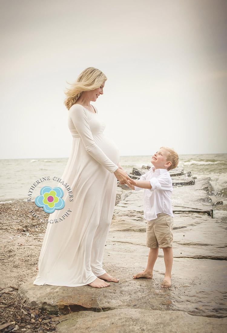Westlake Maternity Photographer| Cleveland Maternity Photography | Huntington Beach Session (6)