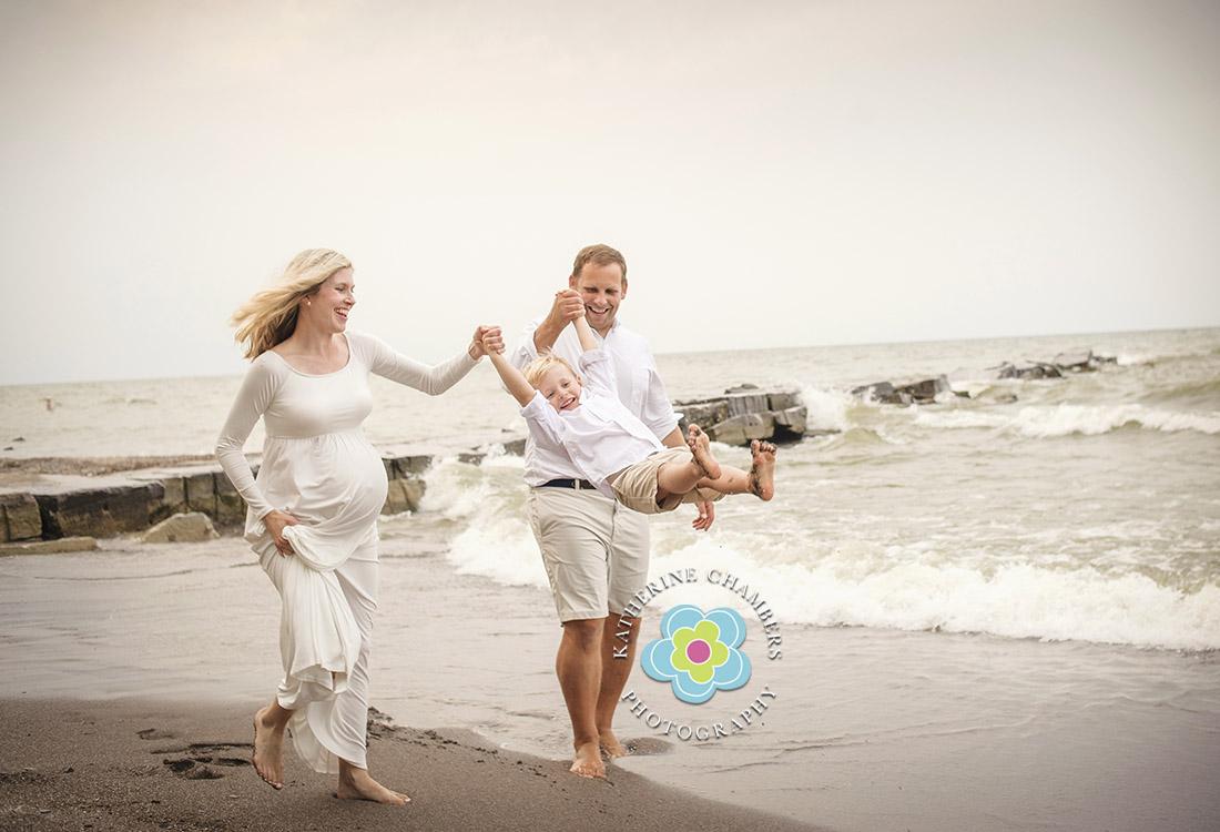 Westlake Maternity Photographer | Cleveland Maternity Photography | Huntington Beach Session (5)