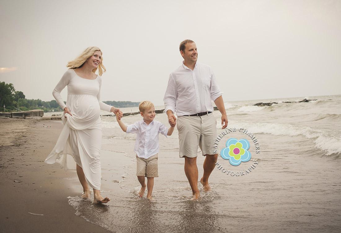 Westlake Maternity Photographer| Cleveland Maternity Photography | Huntington Beach Session (1)