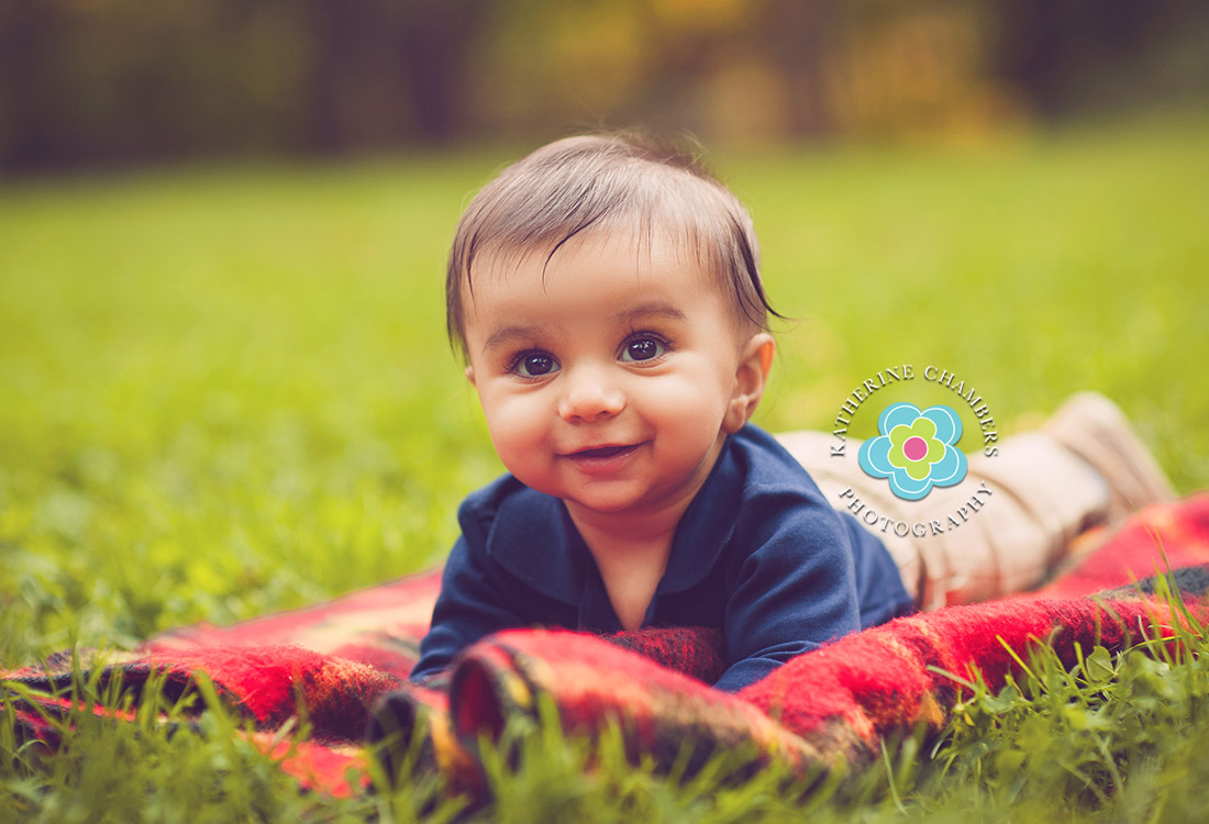5 month old Photos   Cleveland Family Photography   Brunswick Baby Photographer