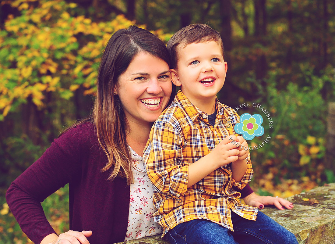 Mommy & Me | Fall Family Photos | Cleveland Family Photographer