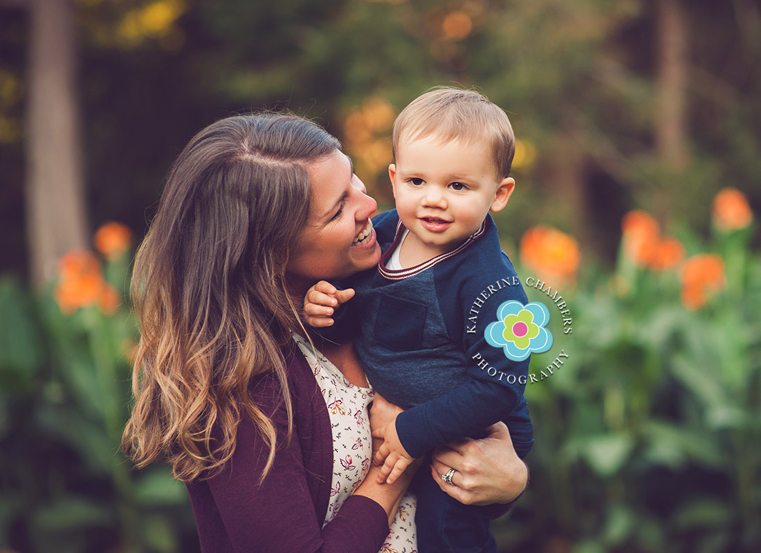 Fall Family Photography | Cleveland Photographer | Mommy & Me