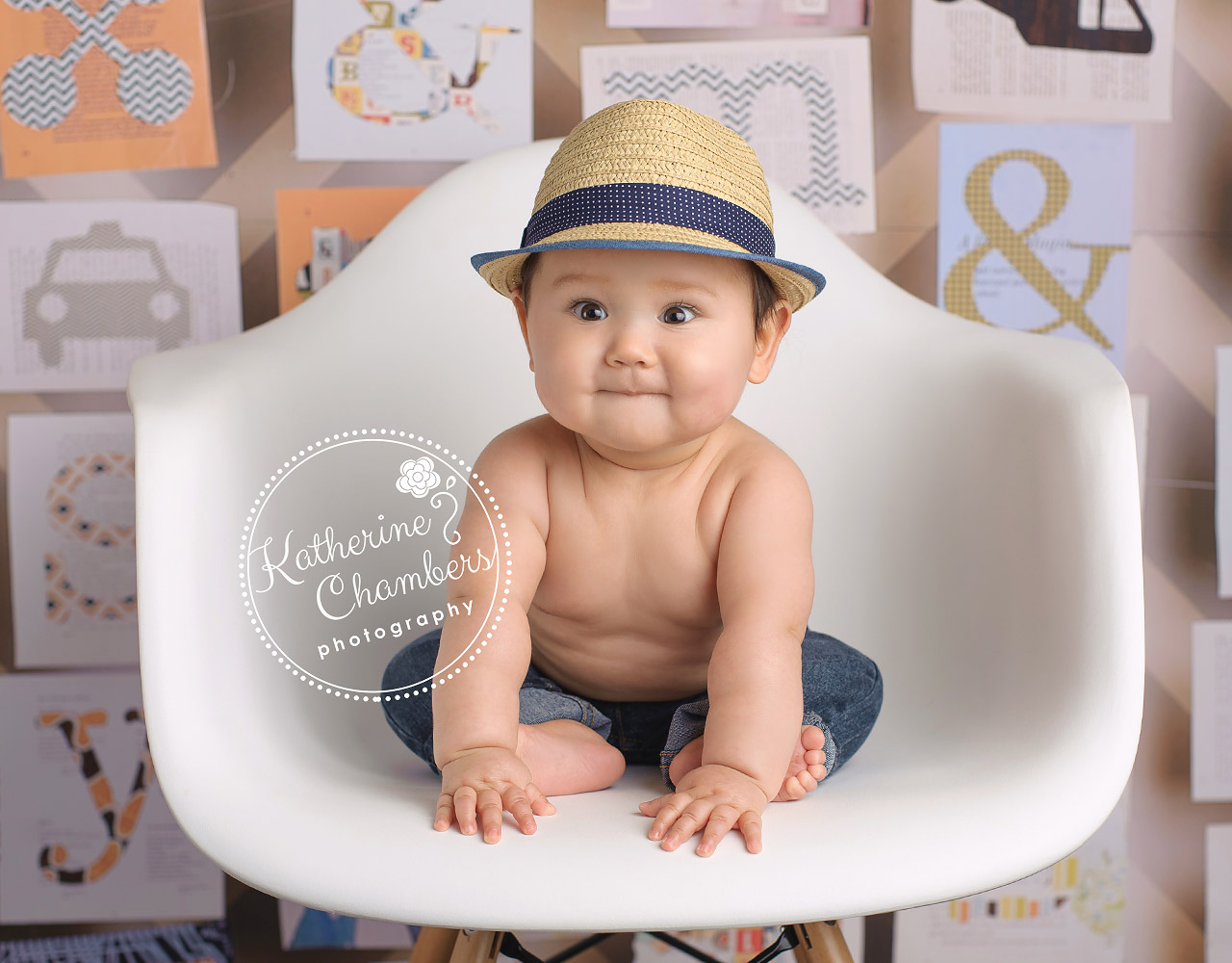 Cleveland Baby Photographer, Baby's First Year, North Ridgeville photography studio (8)
