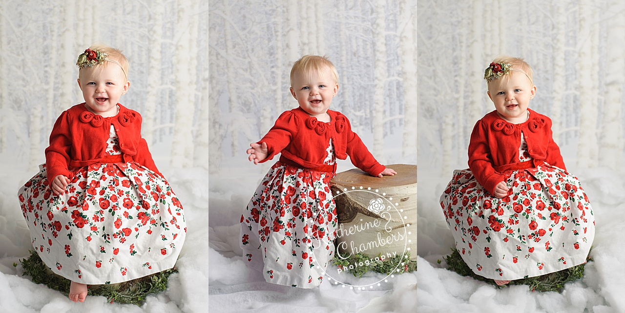 Rocky River Baby Photographer, Winter Themed Photos, Photography Studio Cleveland