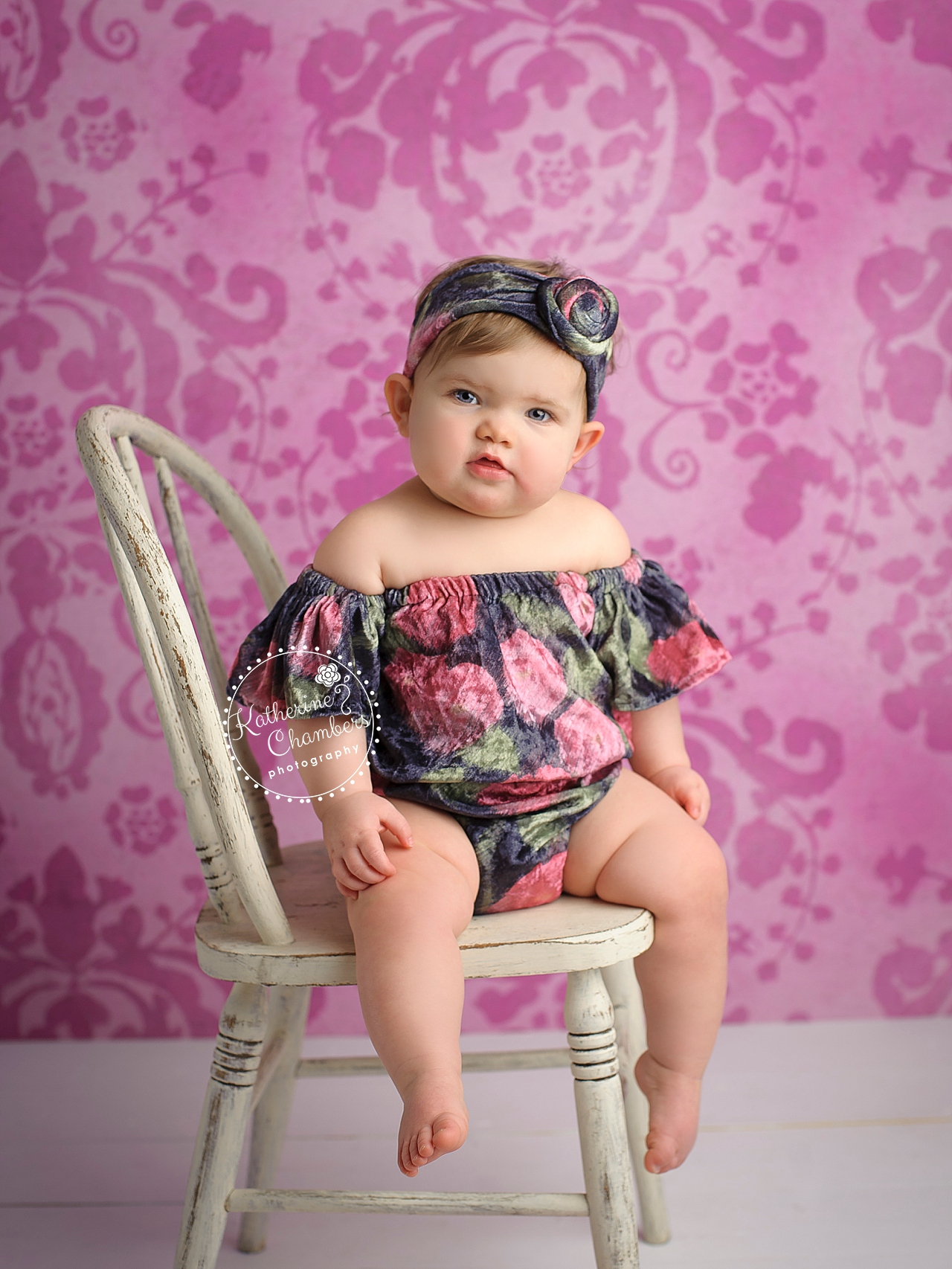 Cleveland's Best Baby Photographer, Studio Photography, Spring Baby Photos