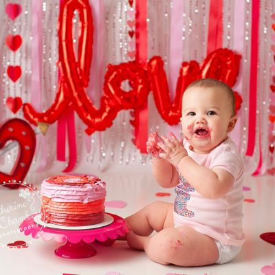 Cleveland Cake Smash Photography, Baby Photography, One Year Session