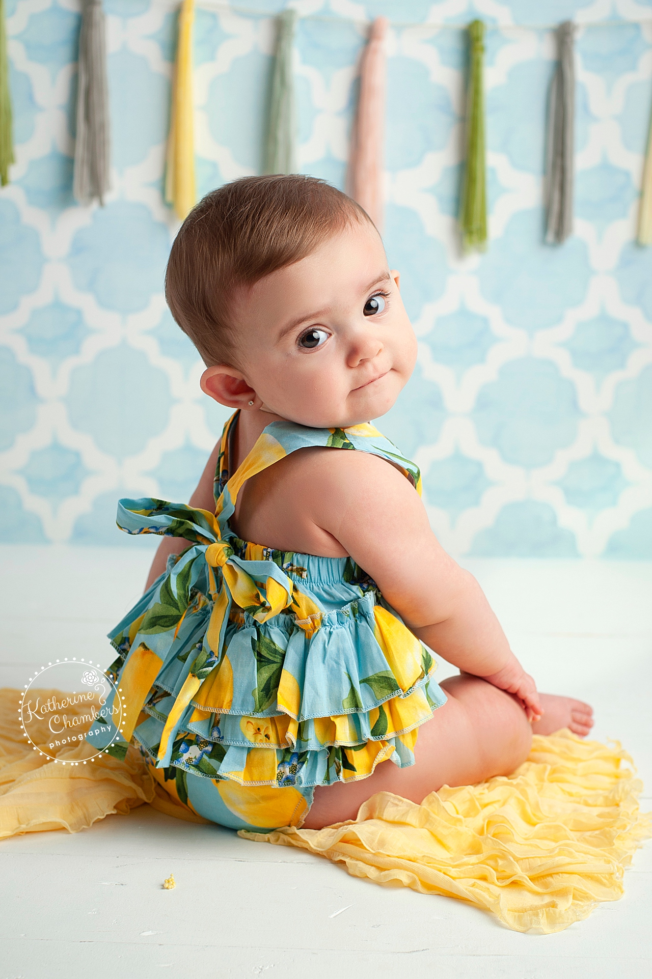 7 months old, Baby Session, Baby Photography Cleveland