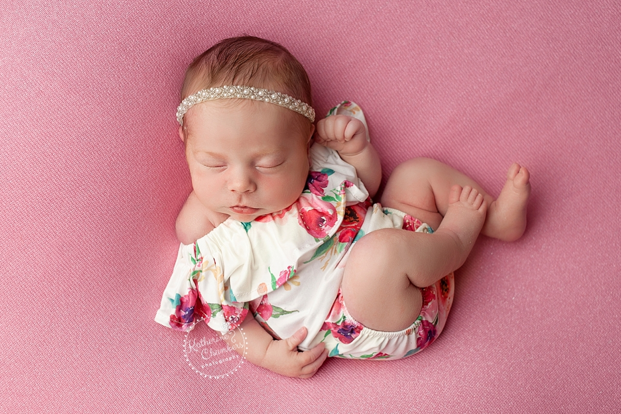 Pretty in Pink Newborn