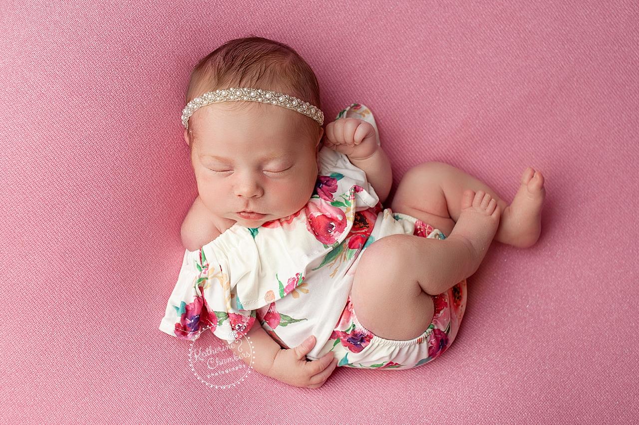 Pretty in Pink Newborn