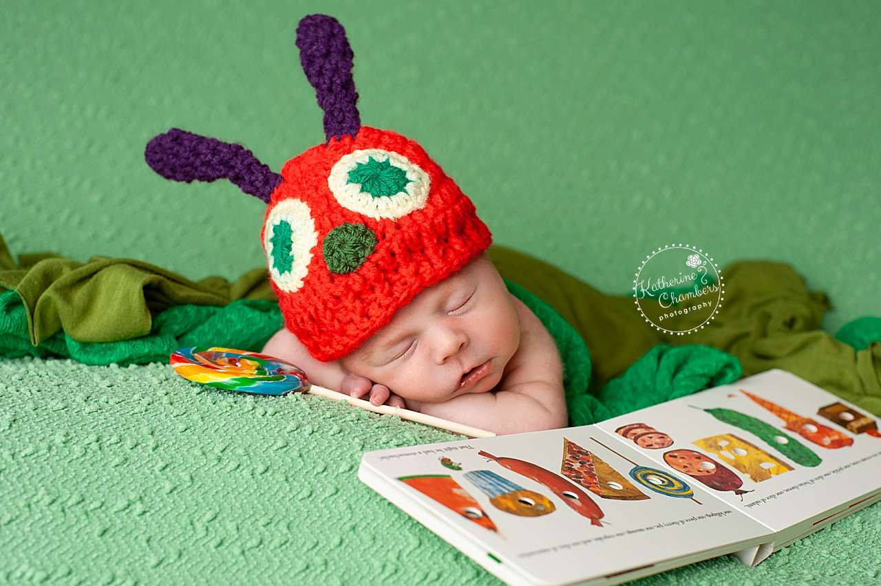 The Very Hungry Caterpillar Newborn