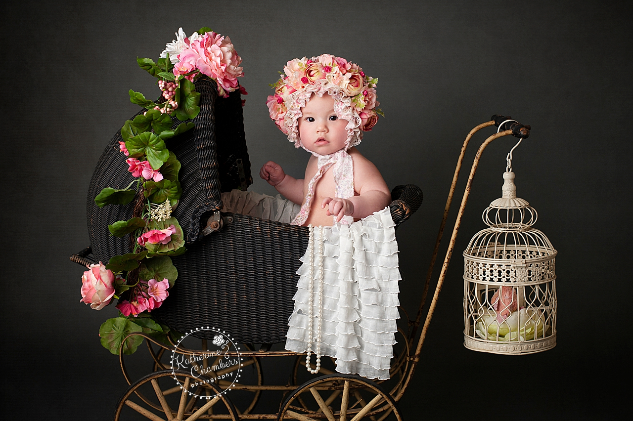 Professional Baby Photographer | Cleveland Baby Photographer