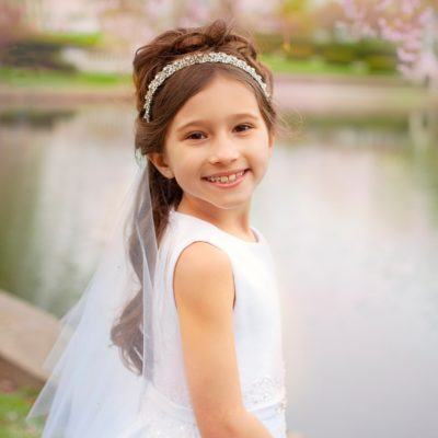 First Communion Photography Cleveland