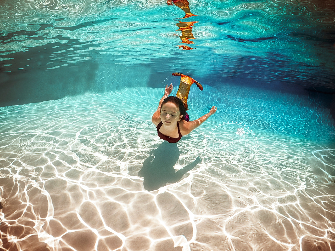 Little Mermaid Photo Session