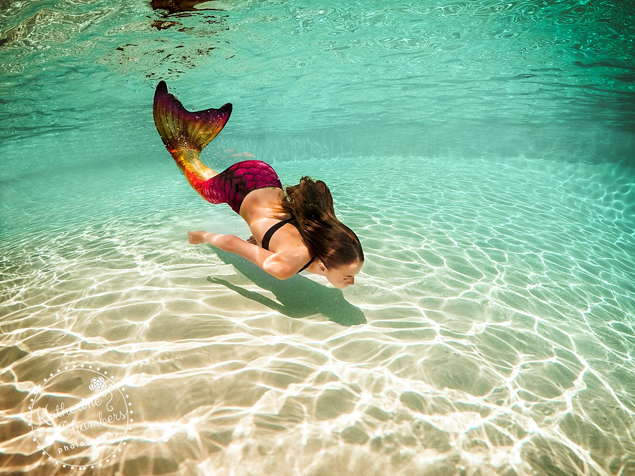 Whimsical Underwater Photography | Cleveland Child Photographer | Underwater Photography