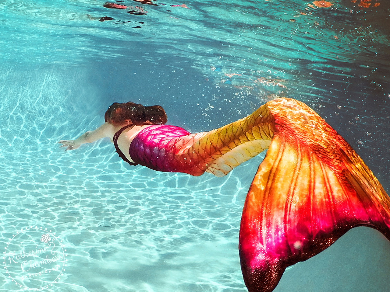 Fin Fun Mermaid Tail | Underwater Photography