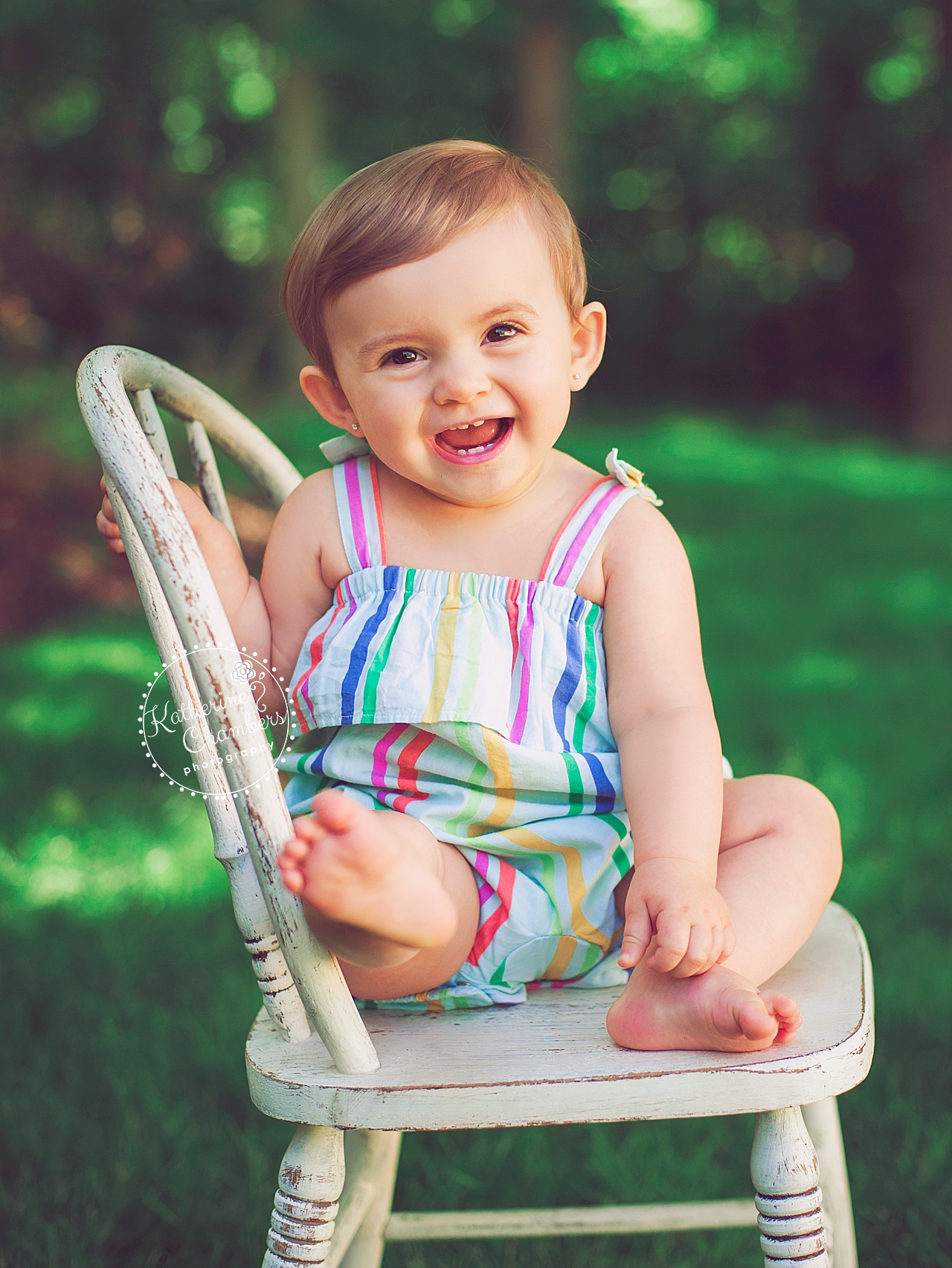 Cleveland Baby Photographer | One Year Session