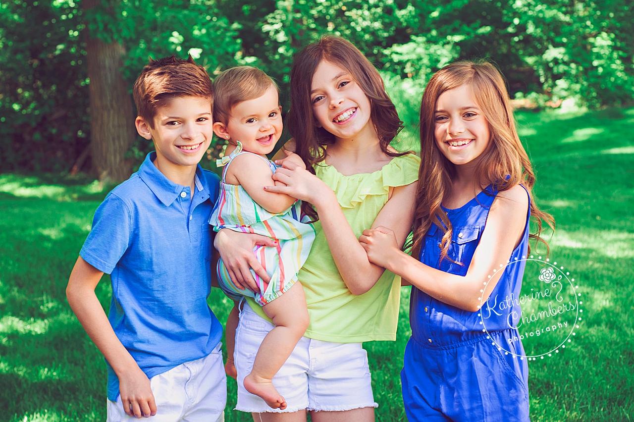 Cleveland Family Photographer | Westlake Baby Photography