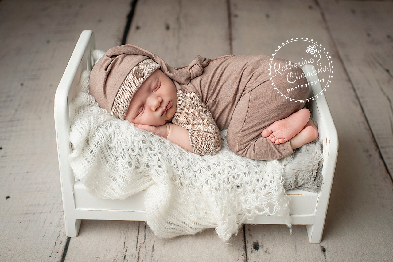 Newborn props | Baby Photography Cleveland