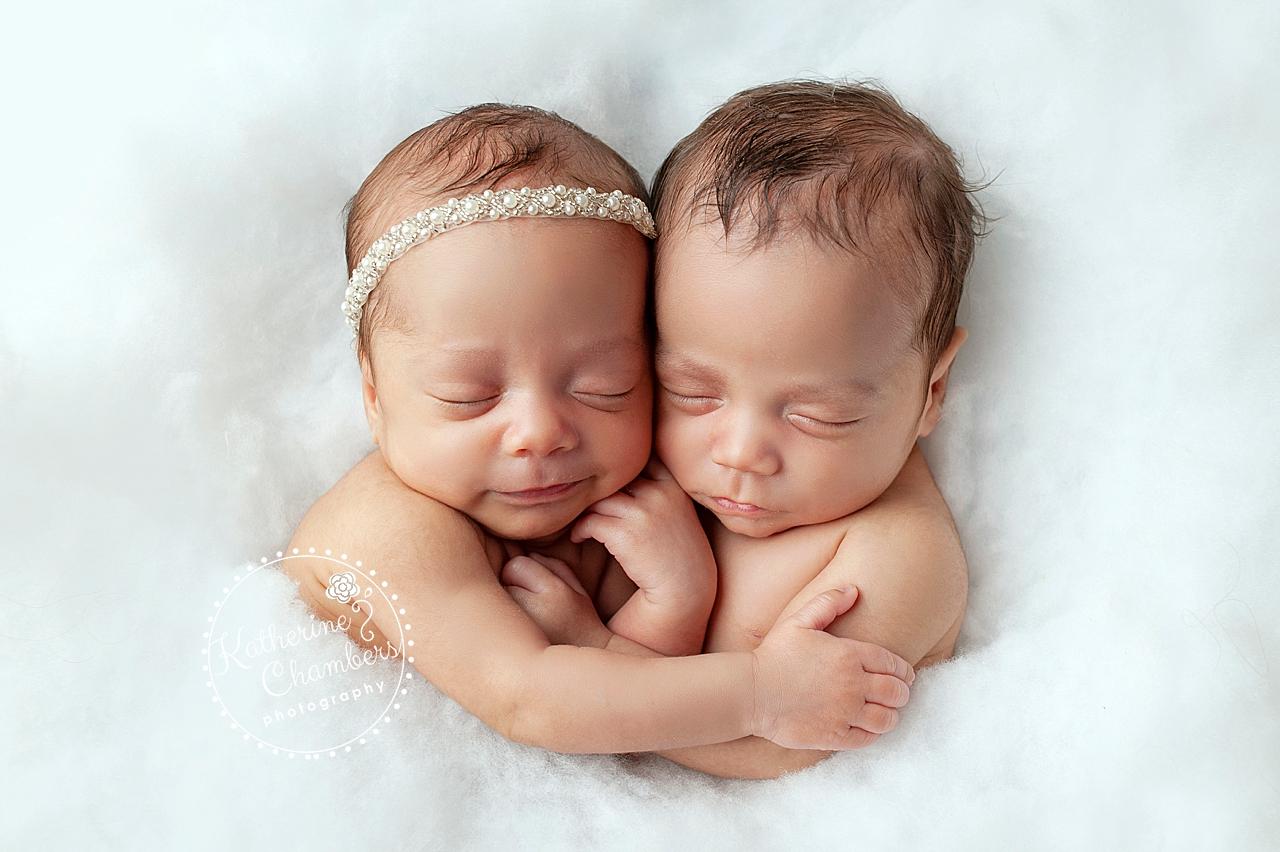 Boy/Girl Twins | Ohio Baby Photographer