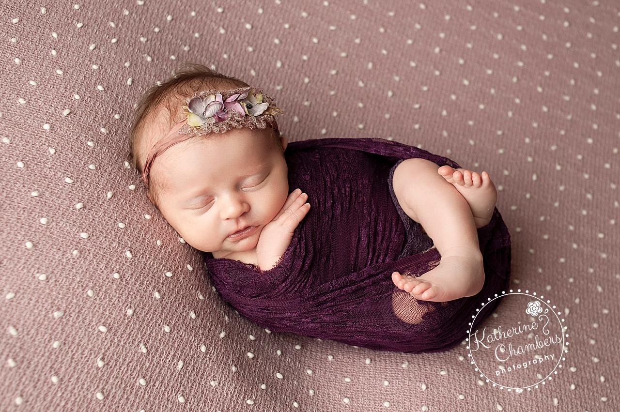 Avon Ohio Baby Photographer | Newborn Session